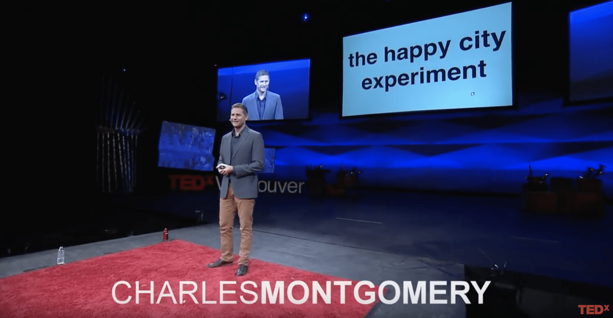 The happy city experiment | TEDxVancouver