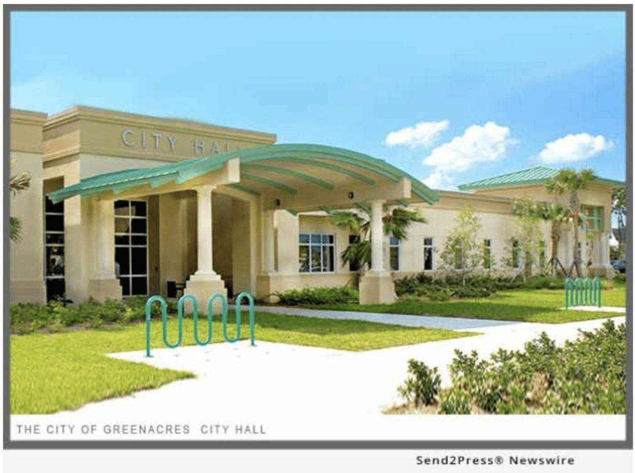 City of Greenacres Florida Accepts RMA's Vision and Strategic Plan