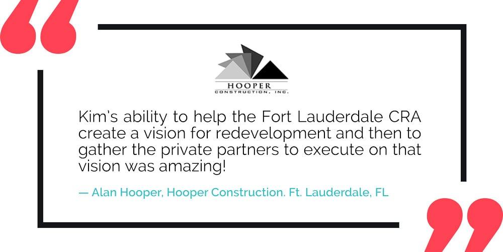 RMA Testimonial: Hooper Construction, Fort Lauderdale, FL
