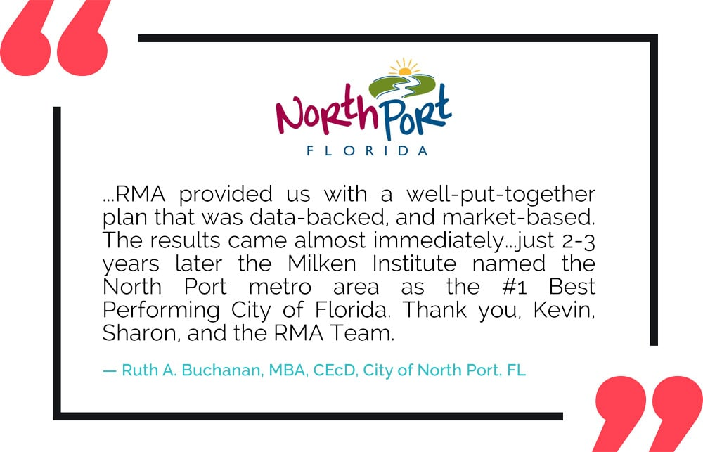 RMA Testimonial: City of North Port, FL