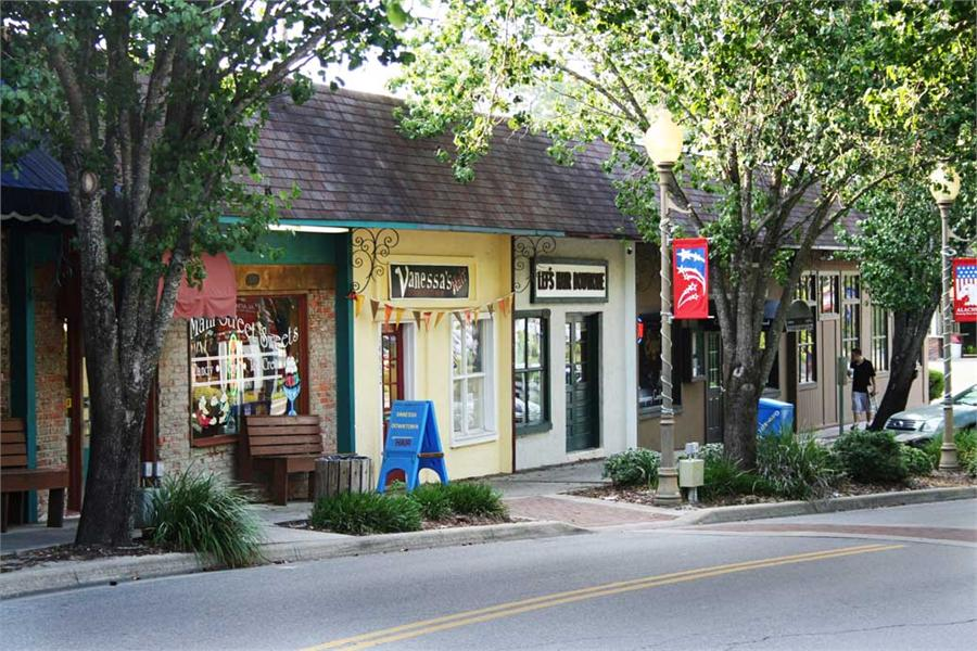 Alachua Downtown District