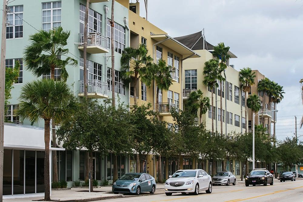 Avenue Lofts Public-Private Partnership