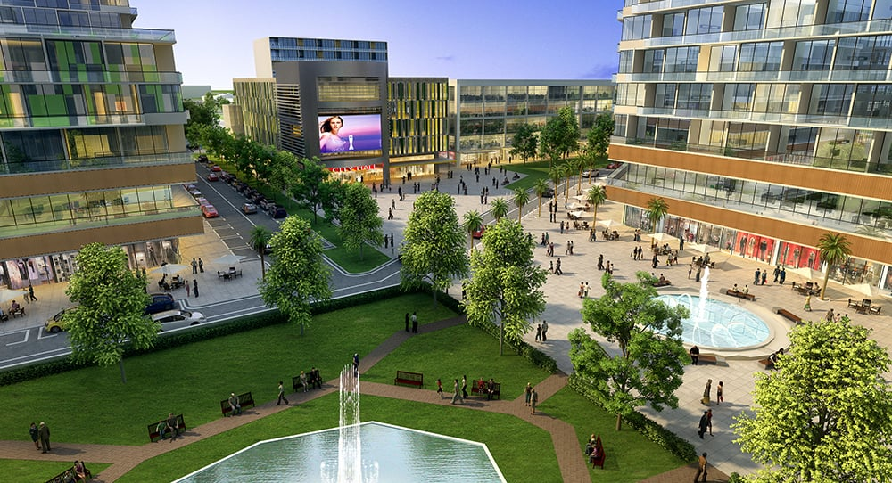 Coral Springs Downtown Master Plan