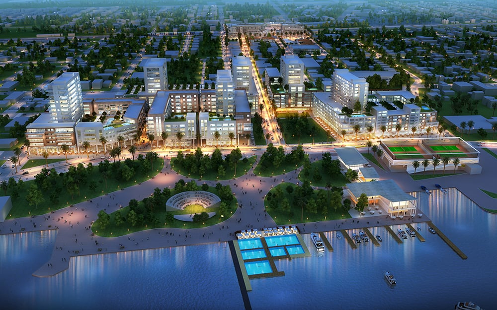 West Palm Beach Visioning & Downtown Master Plan