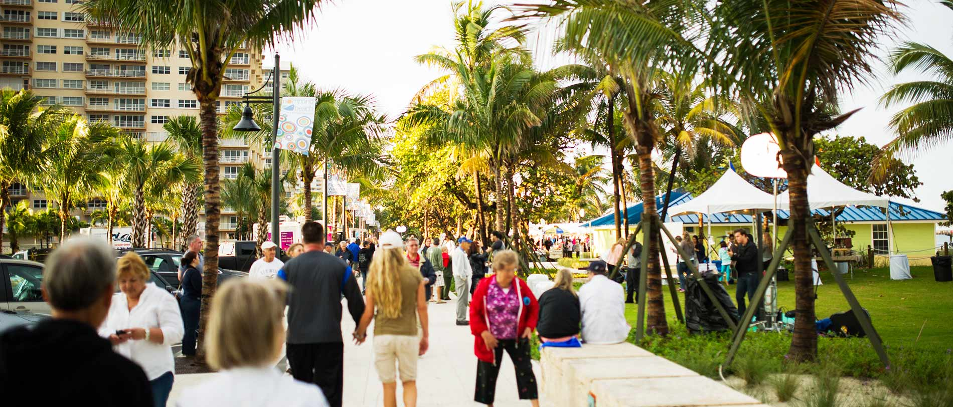 Pompano Grand Opeing Complete Streets_5