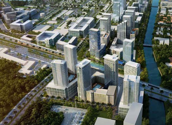 North Miami Beach Downtown, Biscayne Corridor & Waterfront Mixed-Use Districts