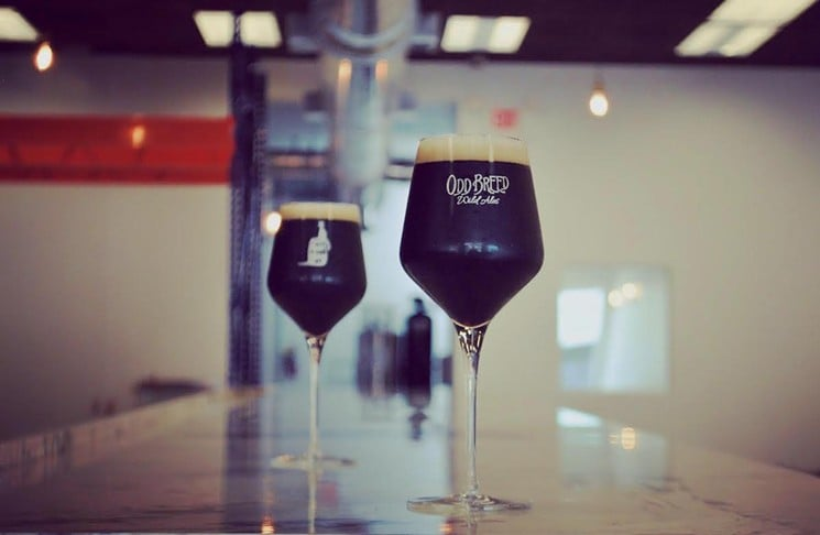 Odd Breed Opens Florida's First Brewery Dedicated to Wild Ales