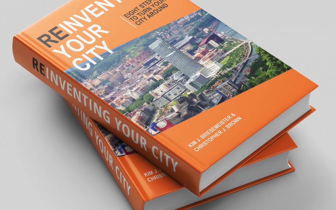 RMA Offers Premier Consultations to City Leaders in Florida: Authors of 'Reinventing Your City' Celebrate National Book Lovers Day