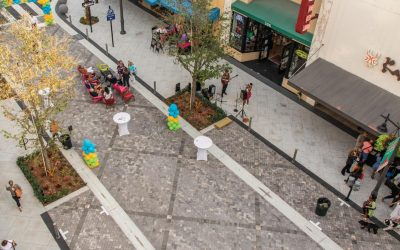 Shared street is asset for downtown revitalization